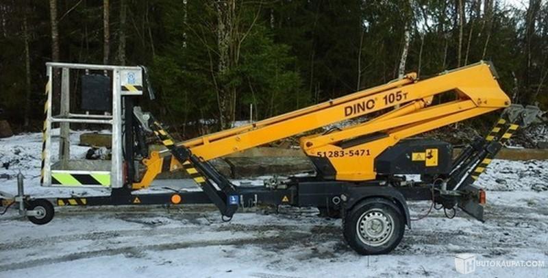 Huutokaupat.com - Dino 105 T, 2006, Valkeakoski