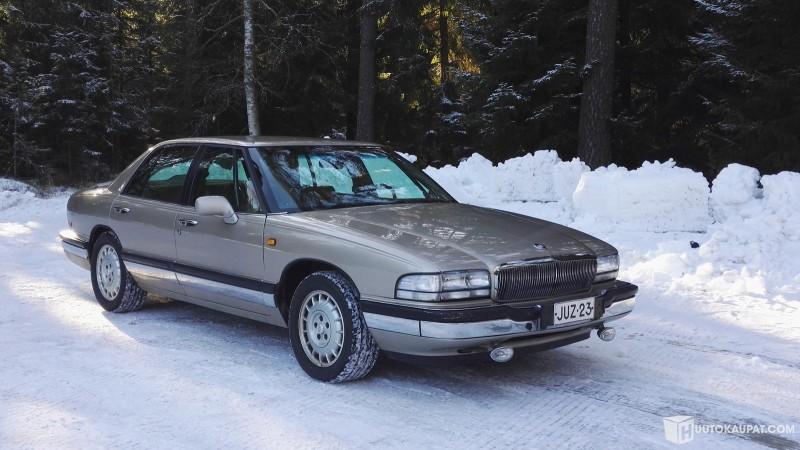 Park Ave Auto >> Huippuharvinainen Buick Electra Park Avenue Suomi Auto