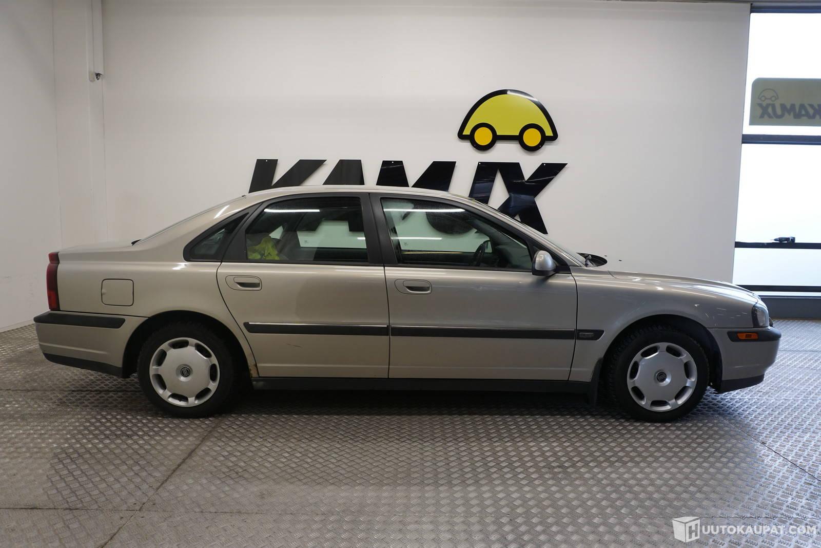 Volvo S80 Sedan 2 4 2000 2 4 L Bensiini 353000 Km Vantaa