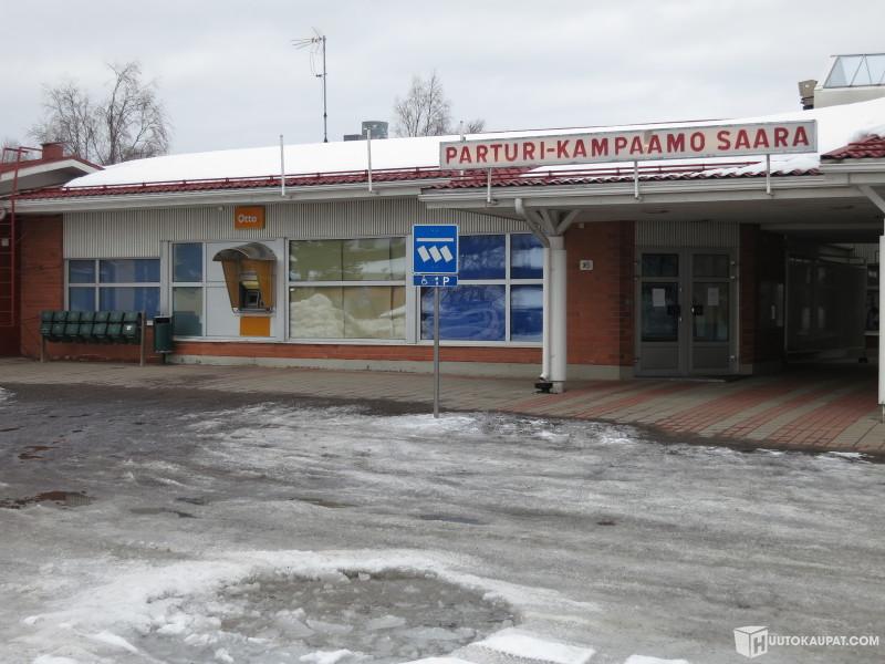 Huutokaupat.com - Oulun Osuuspankki myy omistamansa Kiinteistö Oy Ylikiimingin Liikekeskus osakkeet, Oulu