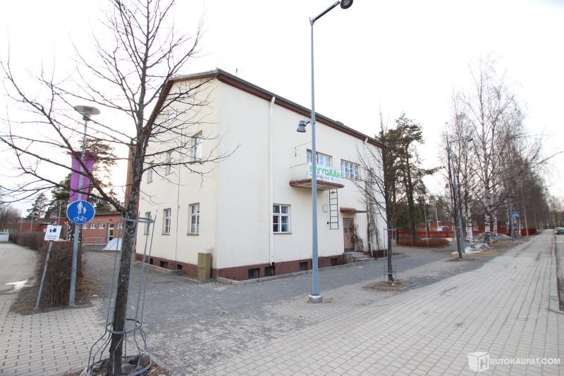 Huutokaupat.com - Asuin-, liike-, toimistorakennus Kankaanpään keskustassa, Kankaanpää