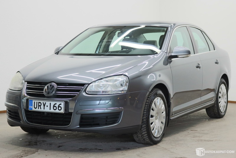 Huutokaupat.com - Volkswagen 4D JETTA SEDAN 2.0FSI-1KM/258, 2006 (ensirek.5/2006), 2.0 l, Bensiini, 124000 km, Vantaa