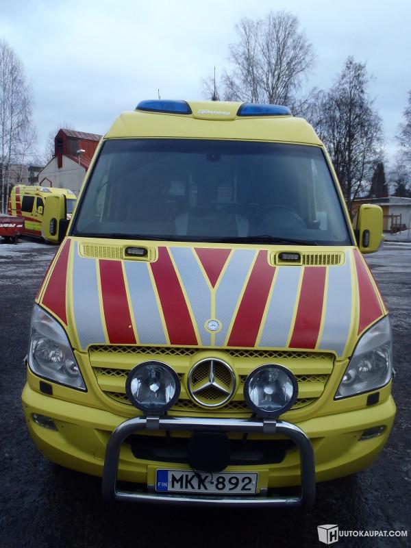 Huutokaupat.com - Ambulanssi, Sprinter Kasten 319CDI, Henkilöauto, Hämeenlinna, Hämeenlinna