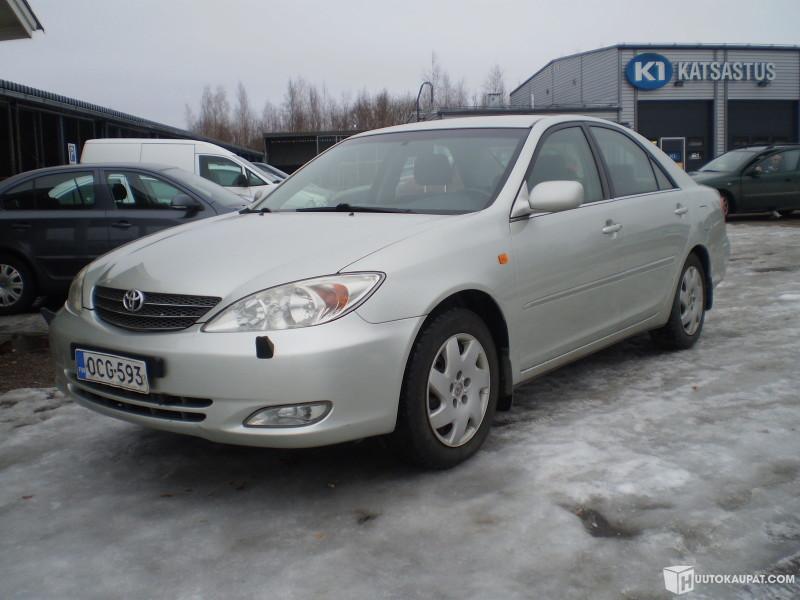 Huutokaupat.com - Toyota Camry, 2003 (ensirek.6/2003), 2.4 l, Bensiini, 267000 km, Kouvola