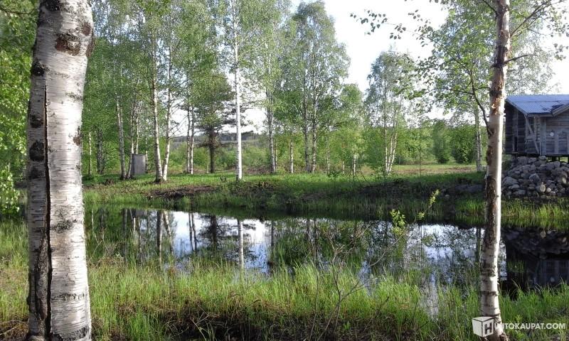 Huutokaupat.com - Mökki ja rantapalsta, Ounasjoki., Rovaniemi