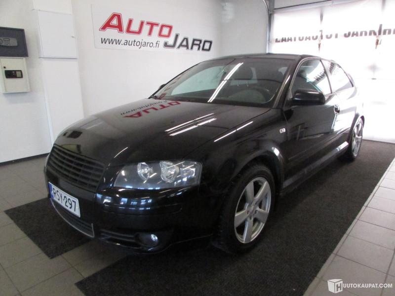 Huutokaupat.com - Audi 2D A3 HATCHBACK 2.0TDI-8P/258, 2004 (ensirek.1/2004), 2 l, Diesel, 288000 km PIKAHUUTO SPORTTINEN AUDI !, Joensuu