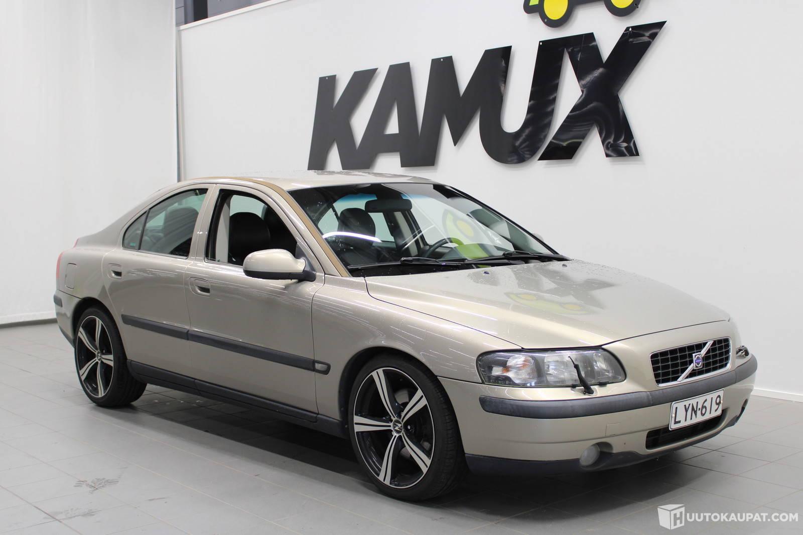Volvo S60 T5 >> Kohde On Poistunut Myynnista Huutokaupat Com