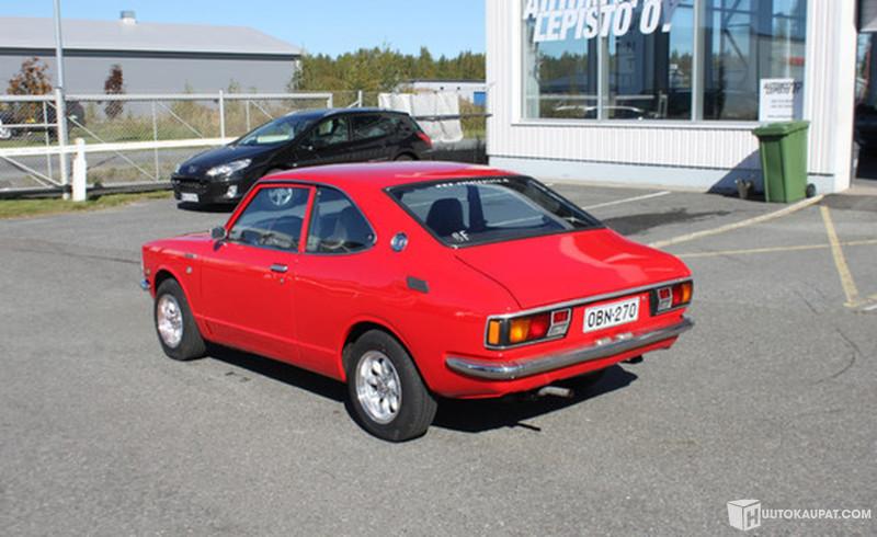 Huutokaupat.com - ToyotaCorolla Coupe KE25, 1974, 1.2 l, Bensiini, museoauto., Pori