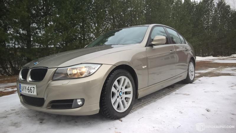 Huutokaupat.com - Myydään ulosmitattu BMW 318d Sedan vm. 2010, Siilinjärvi