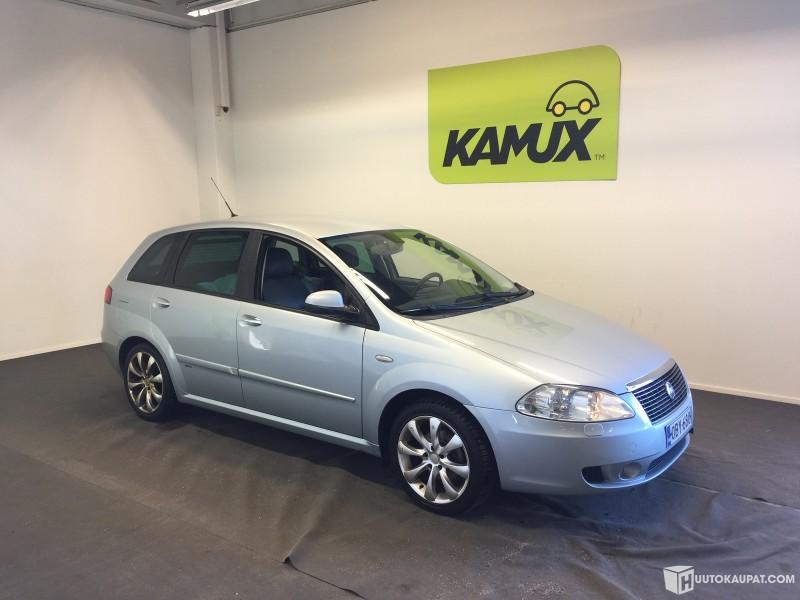 Huutokaupat.com - ##ENITEN TARJOAVALLE## Fiat CROMA MPV 150 2.2 AUTOMAATTI, 2006 (ensirek.4/2006), 2.2 l, Bensiini, 115000 km # Huippuvarusteet, VÄHÄN AJETTU!, Vantaa