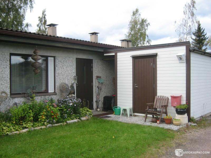 Huutokaupat.com - Ulosmitattu asunto-osake Längelmäellä, Jämsä